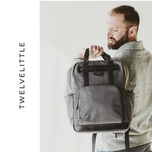 ❤️ TWElVElittle Unisex Courage Backpck, Diaper bag